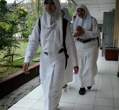 553 siswa SMA/MA/SMK dan Paket C Kulon Progo Mengikuti UN